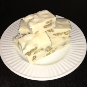 White Chocolate Fudge 12oz