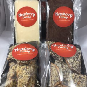 Newberry Candy Toffee and Fudge gift pack