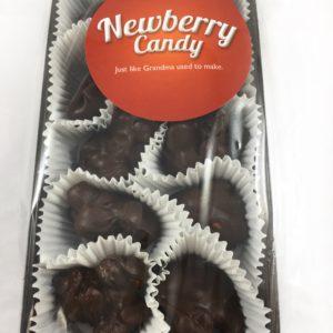 Sugar free dark chocolate cashew tray